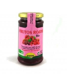 Mermelada frutos rojos bio 240gr