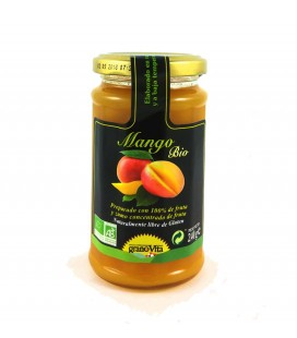 Mermelada mango bio 240gr
