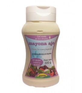 Mayona al ajo sin huevo 300gr