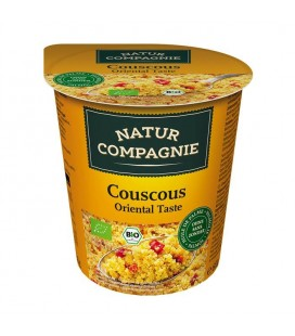 Couscous oriental instantaneo bio 68g vaso
