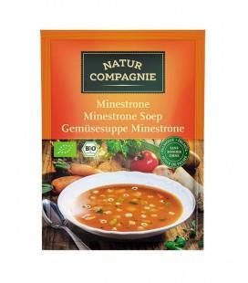 Sopa minestrone bio 50g sobre