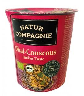 Couscous indio instantaneo bio g vaso