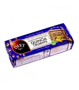 Galletas integrales con quinoa crujiente 220 gr