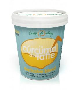 Curcuma chai latte eco tarrina 250 gr