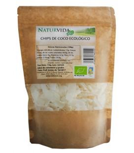 Chips de coco bio 150gr