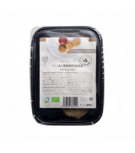 Refrig albondiga seitan tofu bio 220gr