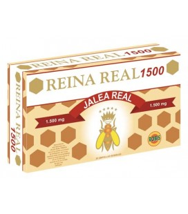 Reina real 1500 20 ampollas robis