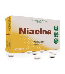 Niacina (vit. b3) comprimidos retard 48 comp x 200mg