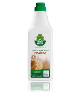 Limpiador suelo jabonoso madera y parquet ecologico 1 l