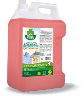 Limpiador quitagrasas ecologico 5 l