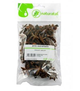ANIS ESTRELLADO (Illicium verum) 60GR