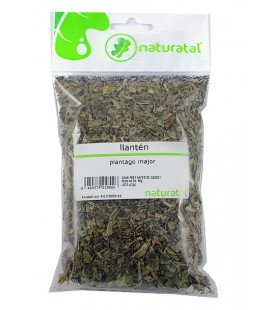 Llanten (plantago major) 50gr