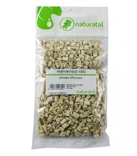 Malvavisco raiz (althaea officinalis) 80gr