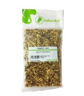 Regaliz raiz triturado (glycyrrhiza glabra) 100gr
