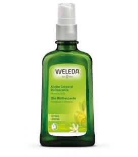 Weleda aceite corporal refrescante de citrus 100ml
