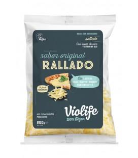 Refrig queso violife rallado original 200 gr.