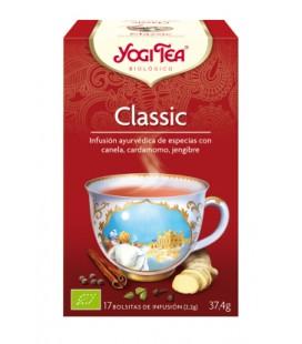 YOGI TEA CLASSIC BIO 17 BOLSITAS