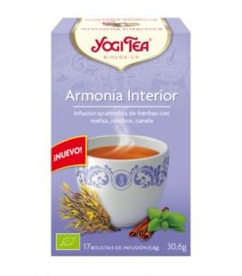 Yogi tea armonia interior bio 17 bolsitas