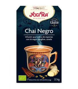 Yogi tea chai negro bio 17 bolsitas