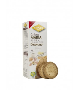 Galleta maria desayuno s/az singlu 200gr
