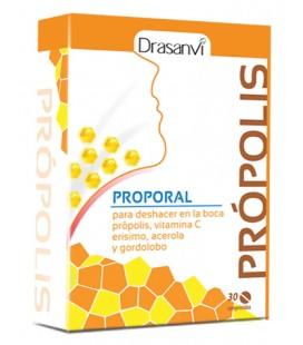 Propolis oral masticable 30 comp
