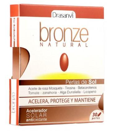 BRONZE (ACELAR. SOLAR ANTIOX.) 30 PERL