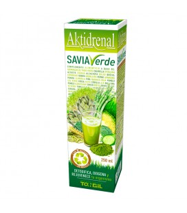Savia verde 250 ml