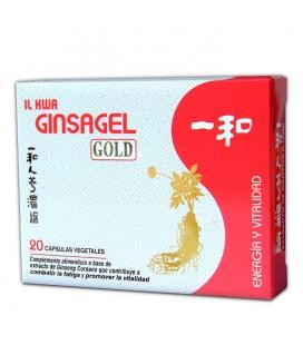 Ginsagel gold 20 capsulas il hwa