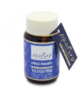 Cardo mariano10.000 mg 40 capsulas estado puro