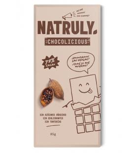 CHOCOLATE NEGRO 85 G