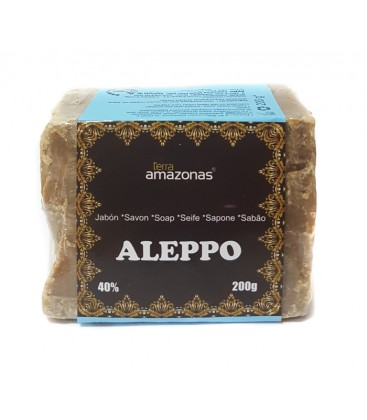 JABON DE ALEPO (40% AC LAUREL) 200GR