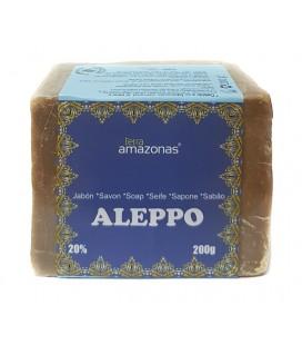Jabon de alepo (20% a. laurel)
