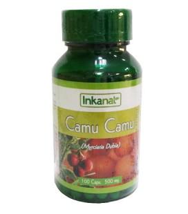 Camu camu (myrciaria dubia) 100caps. 500mg