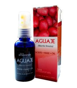 Aceite de aguaje (mauritia flexuosa) 30ml