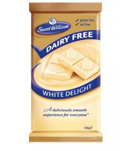 Sweet williams chocolate blanco 100gr