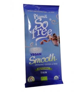 So free chocolate alternativo a la leche 45% bio 80gr