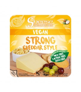 Refrig queso cheddar curado (fundir) 200 gr