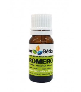Aceite esencial romero bio 10cc