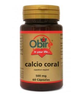 Calcio coral 500mg 60caps