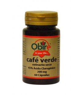 Cafe verde (ext seco) 200mg 60 caps