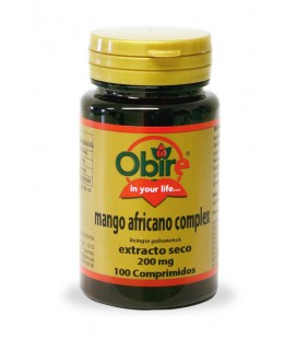 Mango africano complex (ext seco) 200mg 100comp