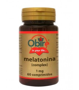Melatonina complex 1mg 60comp