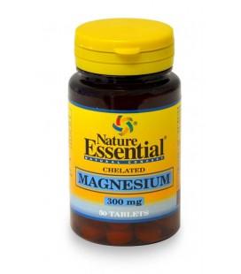 Ne magnesio quelado 300mg 50 comp