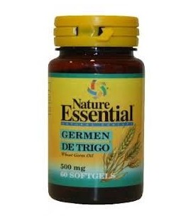 Ne aceite de germen de trigo 500mg 60per