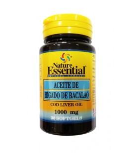Ne aceite higado bacalao 1000 mg 30 per