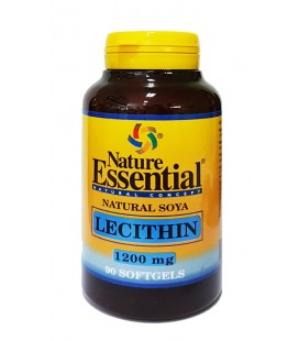 Ne lecitina de soja 1200 mg 50perl