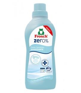 Suavizante pieles sensibles frosch zero 750ml