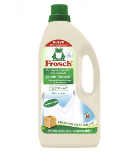 Detergente jabón natural 1500 ml - frosch