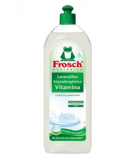 Lavavajillas hipoalgerénico 750 ml - frosch