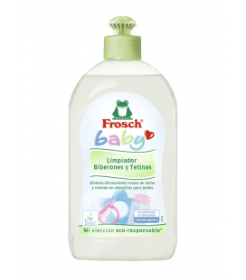 Baby limpia biberones y tetinas 500 ml - frosch